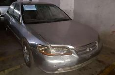 Sell beige 2000 Honda Accord automatic at mileage 80,000 in Lagos