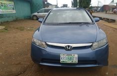 Honda Civic 1.8i-VTEC VXi Automatic 2006 Blue for sale