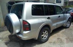 Selling grey 2001 Mitsubishi Montero automatic at price ₦690,000 in Lagos