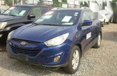 Authenticused 2012 Hyundai ix35 for sale at price ₦1,800,000