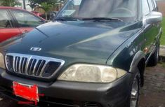 Need to sell cheap used 2000 SsangYong Musso in Lagos