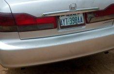 Grey/silver 2000 Honda Accord car sedan manual at attractive price