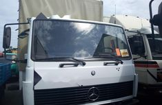 Authentic used 1998 Mercedes-Benz 814 at mileage 0 for sale