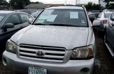 Need to sell cheap used 2004 Toyota Highlander at mileage 87,000