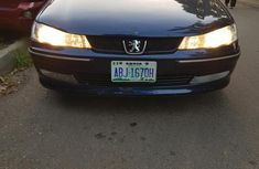 Used 2002 Peugeot 406 manual at mileage 124,280 for sale