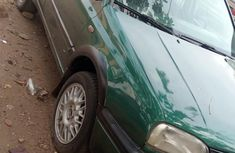 Volkswagen Golf 2000 1.9 TDi Variant 4Motion Green for sale