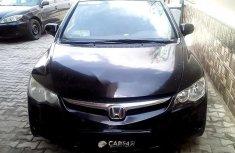 Best priced used black 2008 Honda Civic sedan automatic