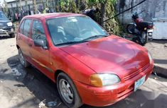 Need to sell cheap used 2000 Toyota Starlet automatic