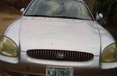 Selling 2002 Hyundai Sonata at mileage 240 in good condition in Lagos
