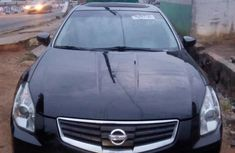 Used black 2008 Nissan Maxima sedan at mileage 25,802 for sale