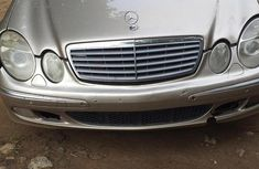 Used 2005 Mercedes-Benz E240 car at attractive price in Ikeja