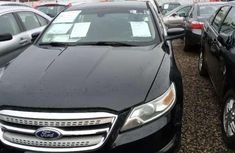 Clean black 2011 Ford Taurus automatic for sale at price ₦3,700,000