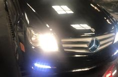 Mercedes-Benz C350 2009 Black for sale