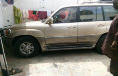 Sell well kept 2000 Lexus LX at mileage 120,000 in Lagos