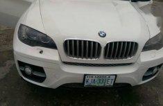 BMW X6 2012 White