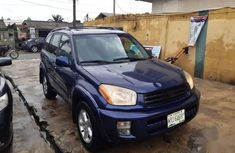 Well maintained 2003 Toyota RAV4 suv at mileage 86,552 for sale