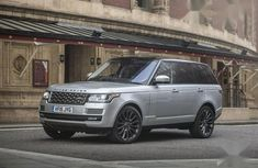 Used 2016 Land Rover Range Rover Sport for sale at price ₦65,000,000 in Abuja