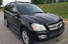 Best priced used black 2007 Mercedes-Benz GL-Class at mileage 99,200