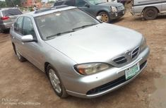 Very sharp neat used 2001 Nissan Primera manual for sale in Lagos