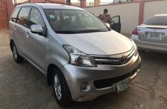 Sell high quality 2013 Toyota Avanza automatic at price ₦2,250,000