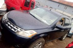 Sell high quality 2004 Nissan Murano automatic in Lagos