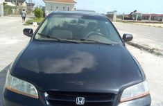Sell used 2001 Honda Accord automatic at price ₦600,000