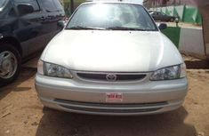Sell grey 1999 Toyota Corolla automatic at mileage 341,000