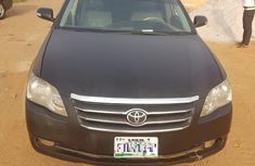 Black 2007 Toyota Avalon for sale at price ₦1,550,000