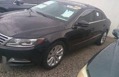 Need to sell black 2013 Volkswagen CC at price ₦3,400,000