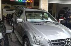 Sell used 2013 Mercedes-Benz ML sedan automatic in Lagos