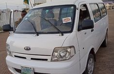 Clean and neat white 2012 Kia Pregio van / minibus at price ₦790,000 in Ibadan