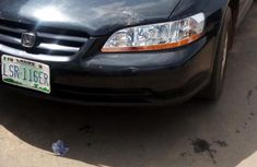 Best priced used 2002 Honda Accord automatic in Abuja