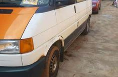 Clean white 1999 Volkswagen Transporter manual for sale at price ₦1,300,000