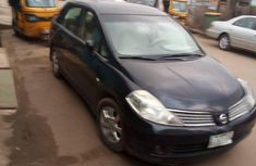 Sell black 2008 Nissan Tiida in Lagos at cheap price