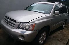 Need to sell high quality 2002 Toyota Highlander at price ₦1,300,999 in Ikeja