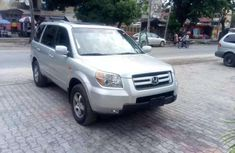 Need to sell cheap used grey 2007 Ford Pilot suv in Lagos