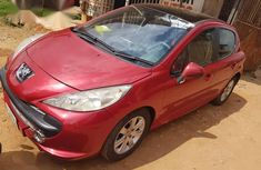 Extremely clean 2007 Peugeot 207 for sale at price ₦1,100,000 in Kaduna