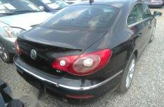 Volkswagen CC 2011 Black