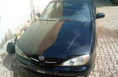 Very sharp neat black 2000 Nissan Primera for sale in Abuja