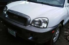 Sell authentic used 2004 Hyundai Santa Fe in Port Harcourt