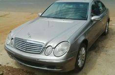 Sell grey 2004 Mercedes-Benz 240 automatic at cheap price