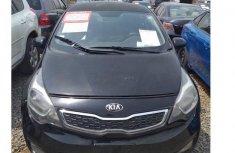 Sell used 2014 Kia Rio automatic at mileage 32,000 in Ikeja