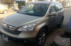 Gold 2010 Honda CR-V automatic for sale at price ₦2,000,000 in Lagos