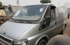Well maintained grey/silver 2005 Ford Transit van / minibus manual for sale