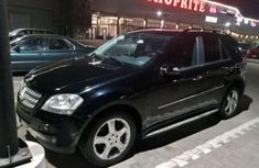 Well maintained 2007 Mercedes-Benz ML 500 suv for sale at price ₦1,900,000
