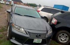 Grey 2014 Chrysler ES sedan automatic for sale in Lagos