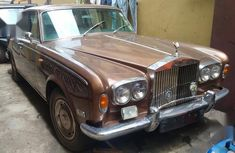 Used 1969 Rolls-Royce Silver automatic at mileage 123,456 for sale