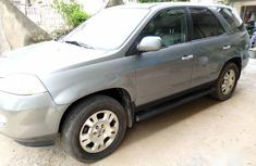 Green 2001 Acura MDX for sale at price ₦1,300,000 in Lagos