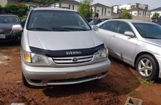 Sell used 2003 Toyota Sienna van at mileage 101