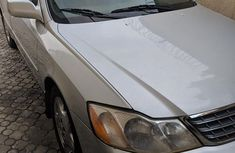 Need to sell cheap used 2003 Toyota Avalon sedan automatic